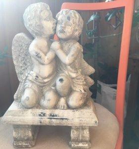 Ангел 😇 Гипсовая статуэтка