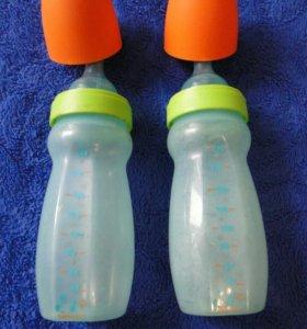 Бутылочки таперваре