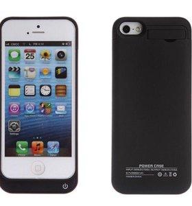 Power Case для IPhone 5,5c,5s,5se