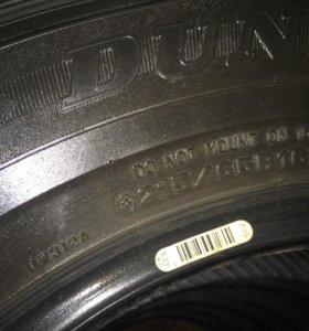 Dunlop 215/65R16 DS 2