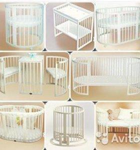 Кроватка для малыша