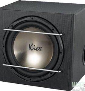 Продам сабвуфер Kicx ICQ-301BPA
