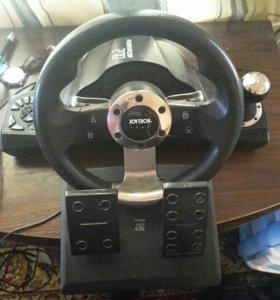 Руль-игровой power racer 270