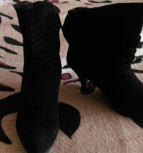 Ботиночки-зима