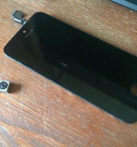 Экран и Камера на iPhone 5s