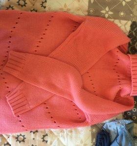 Тёплый нежный свитер