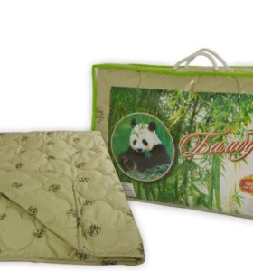 Одеяло стеганое бамбук