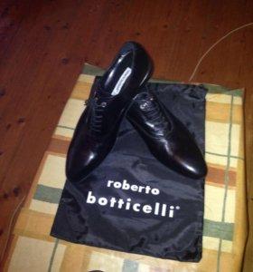 Туфли мужские Италия классика