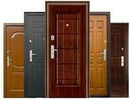 Установка входных межкомнатных дверей