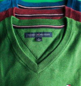 Новые пуловеры Tommy Hilfiger