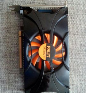 Видеокарта GeForce GTX 550Ti 1gb