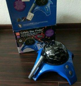 Проектор звезд и созвездий Edu-Toys GE-018