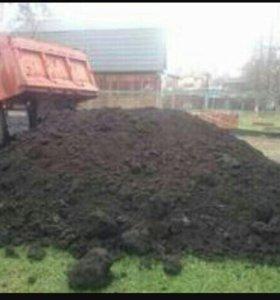 Чернозём торфяной с доставкой