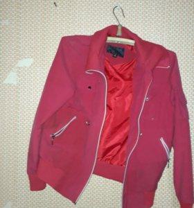 мужская куртка демисизон