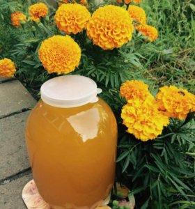 Мед горный цветочный