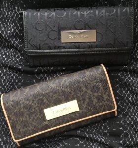 Новый кошелёк Calvin Klein