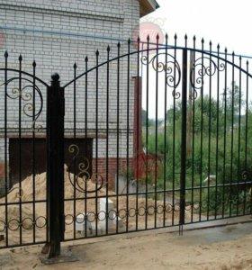Ворота, заборы, калитки