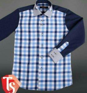 Турецкая новая, очень качественная рубашка