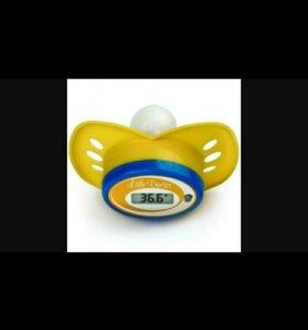 Соска -термометр