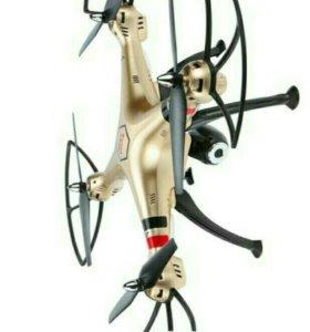 Квадрокоптер Syma X8HC RTF 2.4G