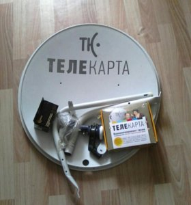 Телевизионная тарелка