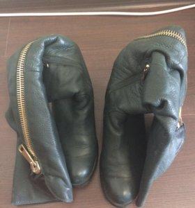 Зимние женские сапоги 37 размер