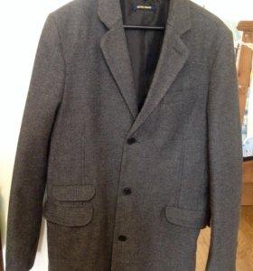 Мужское пальто Zara Young Man