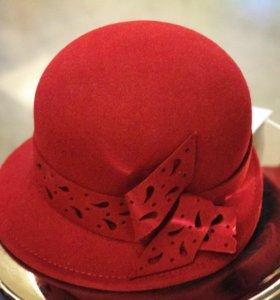 Фетровая шляпа боннетти