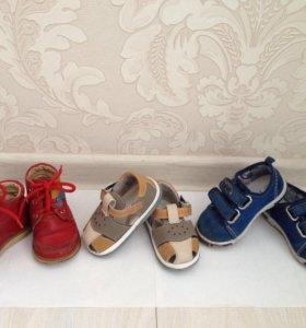 Ботиночки и сандали