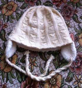 Детская шапка 42-44