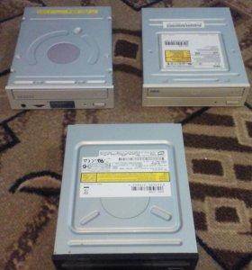 Привод DVD CD-RW