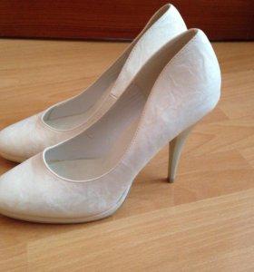 Новые свадебные туфли 👠