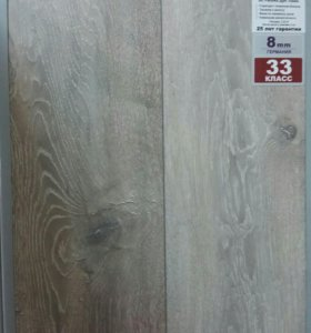 Ламинат Floorwood 33 класс 8мм Дуб Токио