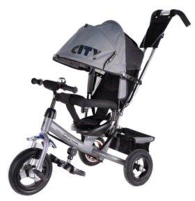 Новые трехколёсные велосипеды сити