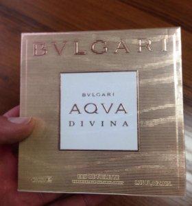 Туалетная вода Bvlgari Aqua Divina 40 ml