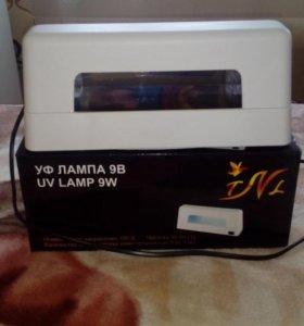 Продам уф лампу 9В