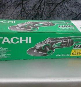 Болгарка Hitachi G23UCY