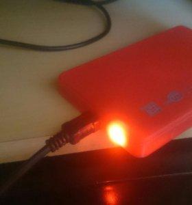 Внешний жесткий диск 320 Гб