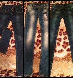 Продаю джинсы мужские и женские