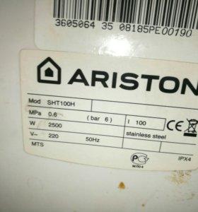 Водонагреватель Aniston Shattle нержавеющий 100 л