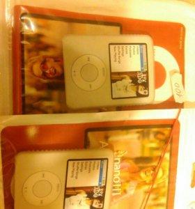 Чехол Apple iPod nano плеер силиконовый