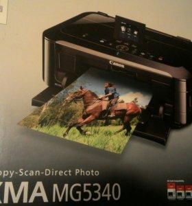 Мфу Canon MG5340