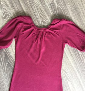 Платье 👗 бордовое