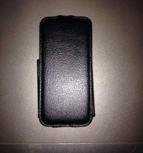 Чехол книжка на iPhone 5 5s