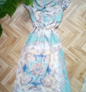 Новое Элегантное Платье шифон