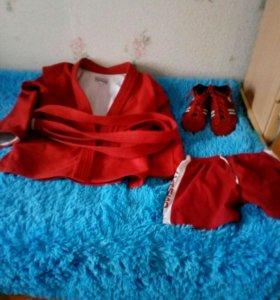 Самбийская униформа