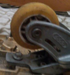 Скейтборд двух колёсный