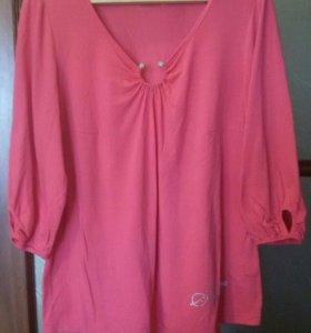 Блуза размер 50-52-54