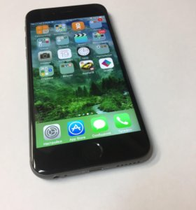 iPhone 6 Серый космос