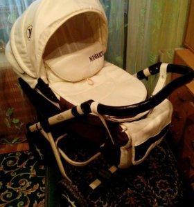 Продаётся детская коляска 2в1